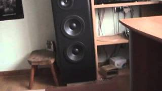 JBL LX 66 - DENON PMA 720 -  Bass I love you