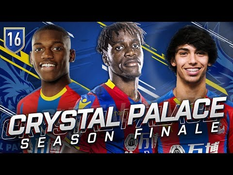 FIFA 19 CRYSTAL PALACE CAREER MODE #16 - EPIC SEASON FINALE & LAST CHANCE FOR OBJECTIVES!!! thumbnail