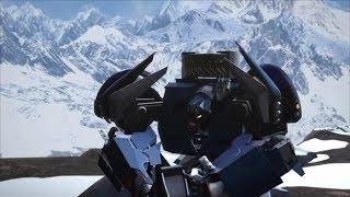 Dreadwing - Трансформеры прайм клип про Брейкдауна