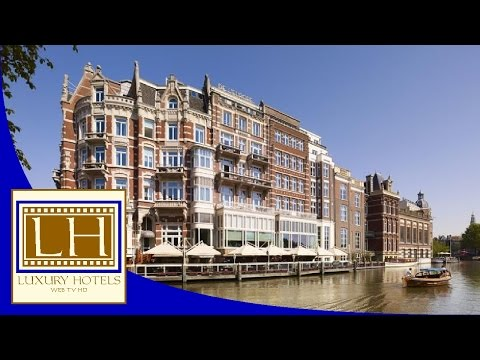Luxury Hotels - De L'Europe - Amsterdam