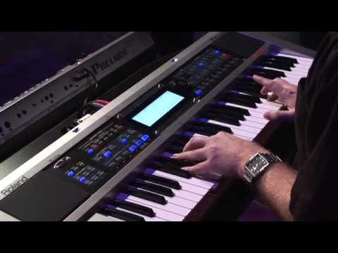 keyboard prelude roland