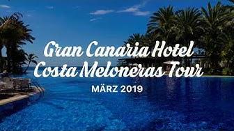 Gran Canaria Hotel Costa Meloneras Resort & Spa, Anlage & Zimmer, Maspalomas
