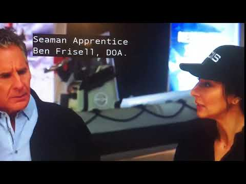 NCIS New Orleans season5 Toney Chapman Steele background actor