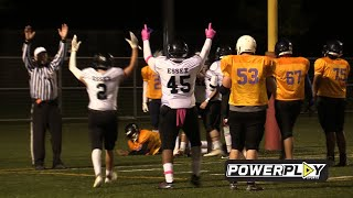 Essex Ravens putting up a lot of points