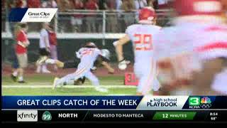 Great Clips Catch of the Week 9 7 2