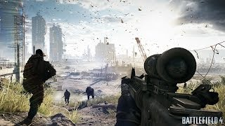 Battlefield 4 PC Gameplay On GT 540M [HD]