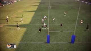 Rugby League Live 2: Tries, Hits and Intercepts!