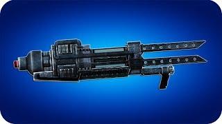 Fallout 3 - Уникальное оружие Пушка Тесла