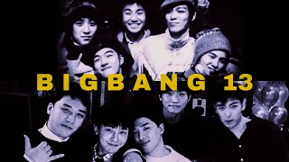 BIGBANG | 13 Years | Remember