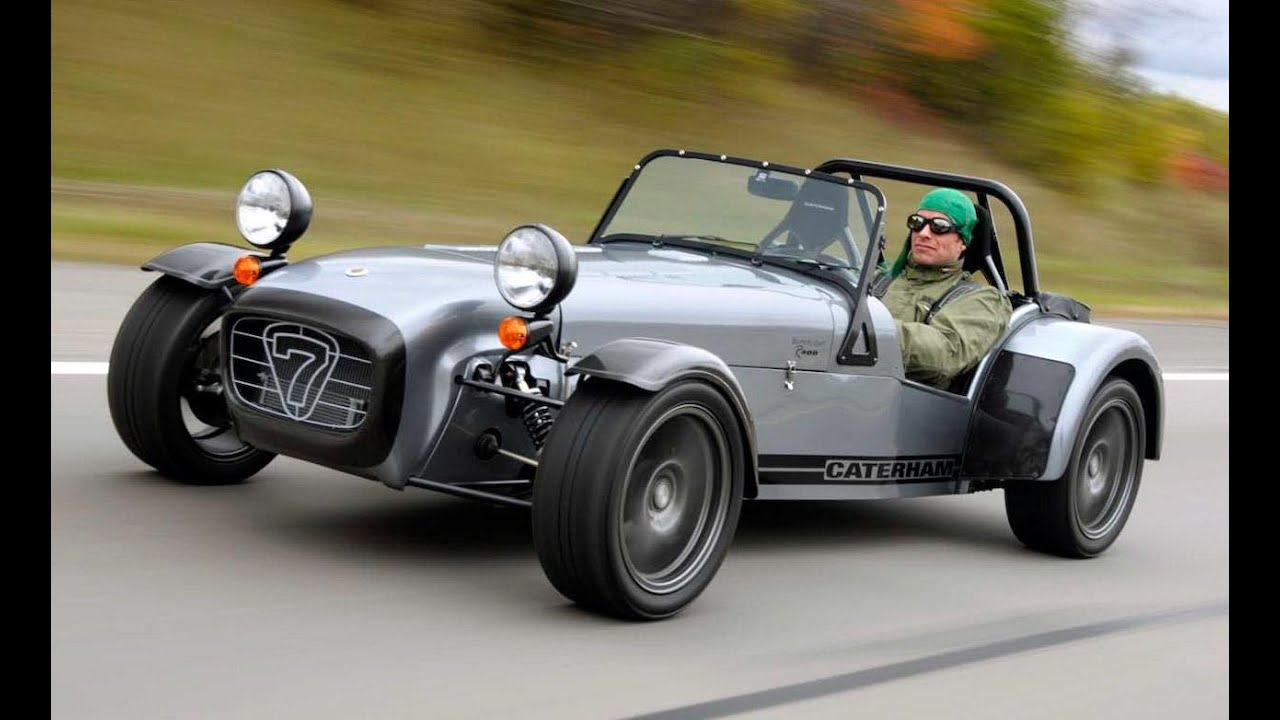 2008 caterham 7 superlight r400 name that exhaust note. Black Bedroom Furniture Sets. Home Design Ideas