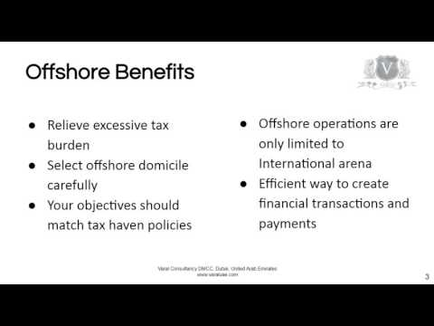 Register Offshore Company | Lower Your Tax Rates