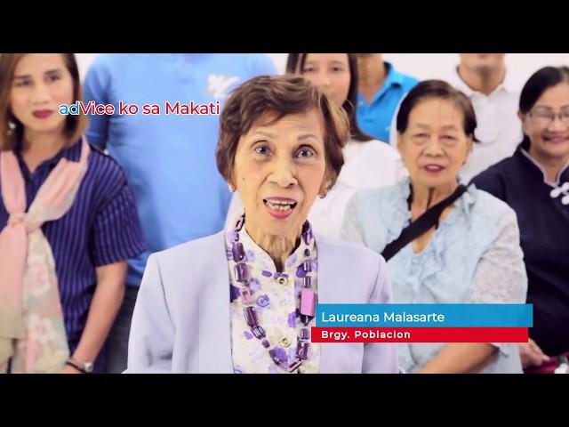 Ang adVICE ko sa Makati? Monsour del Rosario!