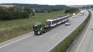 Gambar cover 30.7.2019 compilation of photos and videos # 1- heavy transport - nadměrný náklad - Schwertransport