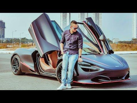 Đánh giá siêu phẩm McLaren 720S Launch Edition triệu đô độc nhất VN |XEHAY.VN|