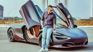 Đánh giá siêu phẩm McLaren 720S Luxury Edition triệu đô độc nhất VN |XEHAY.VN|