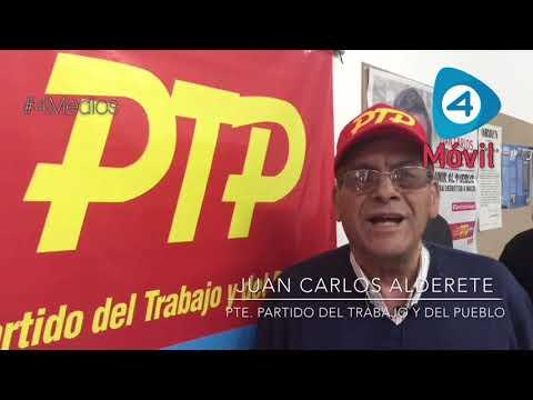 """Alderete con Cuatro Medios: """"El objetivo principal es derrotar a Macri en las elecciones"""""""