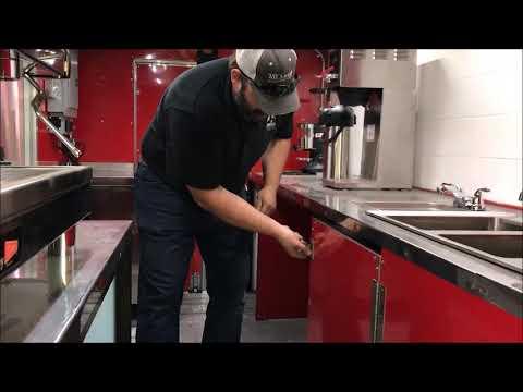 Moon Man Coffee & Espresso Mobile Truck By Gorilla Fabrication