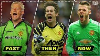 David De Gea vs Van Der Sar vs Peter Schmeichel best saves ~ Who is the best? Manchester United | HD