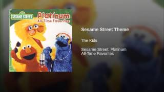 sesame street platinum all time favorites