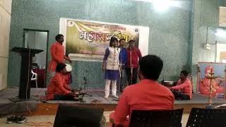 shivaji maharaj powada (shahir santosh chavan)