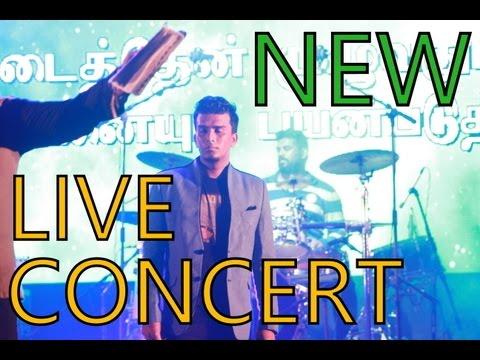 Ennai Valladiku - John Jebaraj -Live in Concert-Tamil Christian Song(HD)