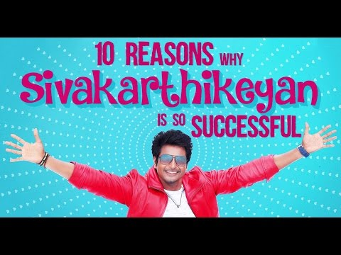 10 Reasons why Sivakarthikeyan is so successful | Fully Filmy