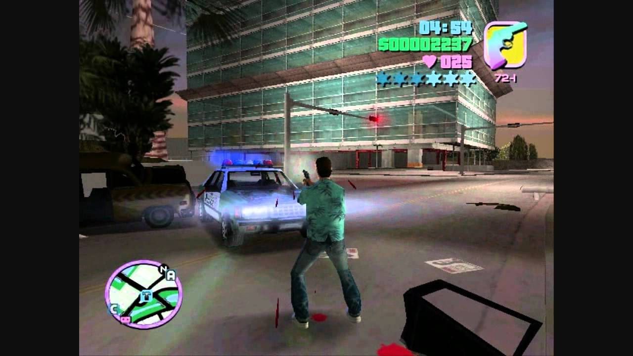 Gta Vice City Loquendo Ita Hd Youtube