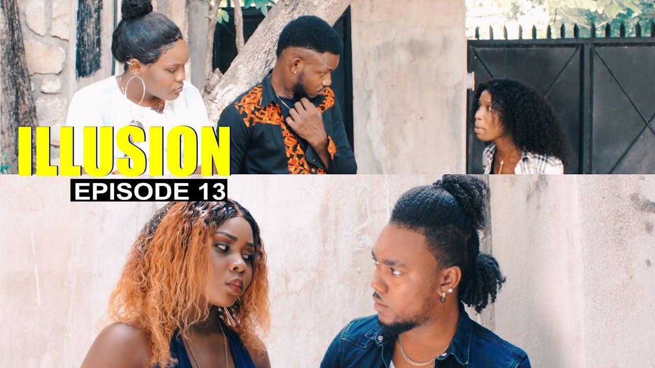 ILLUSION ( Épisode #13 ) Anpil gwo koze pale, Lion vle kidnape Christoo
