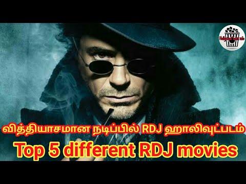 Top 5 Different Rdj Movies