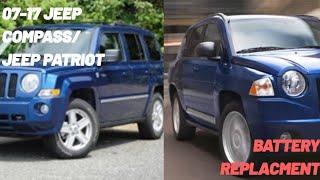 Alerta jeep compass y jeep patriot