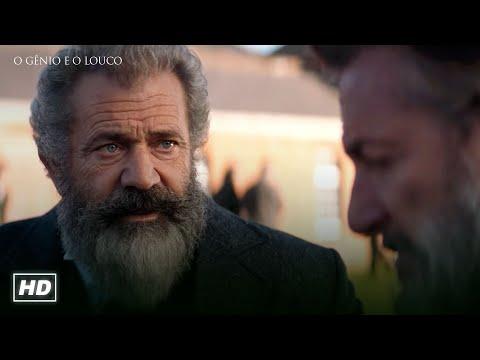"""[News] Mel Gibson e Sean Penn em """"O Gênio e o Louco"""""""