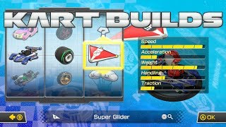 Best karts for WIFI and offline play - Mario Kart 8