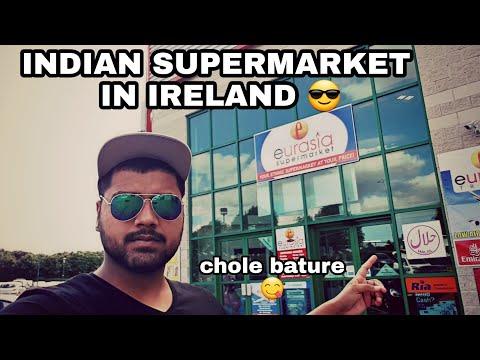 INDIAN SUPERMARKET IN DUBLIN (IRELAND)