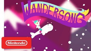 Wandersong Announcement Trailer - Nintendo Switch