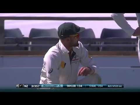 Mitchell Starc Fastest balls in Test match