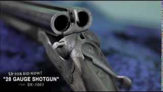 Gun Auction Antique Rifle A&F