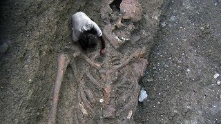 New Giants Discovery In Bolivia