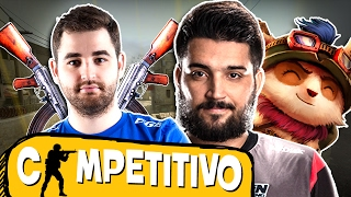 6 JOGOS DE E-SPORTS MAIS COMPETITIVOS! (LOL, CS, OVERWATCH)
