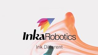 Inka Robotics new robot with marker