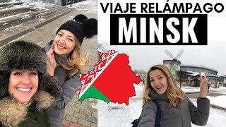 ¿CÓMO ES MINSK CAPITAL DE BIELORRUSIA? | VIAJE RELÁMPAGO | Ruso Fácil con Liza