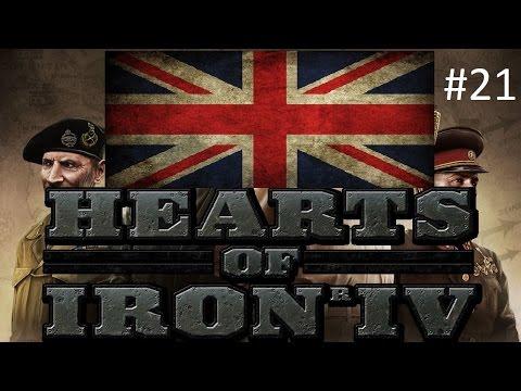 Hearts of Iron 4 U K  21 Invasion of Japan