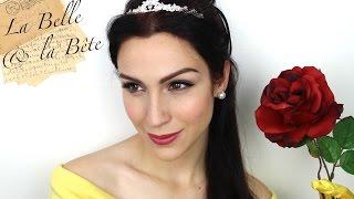 Maquillage d'Halloween : Belle (Disney) thumbnail