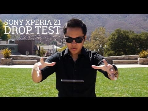 Sony Xperia Z1 Drop Test!