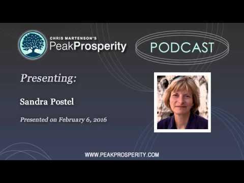 Sandra Postel: Repairing The Water Cycle