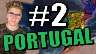 Europa Universalis 4: Portugal Gameplay [EU4 Mare Nostrum] Part 2
