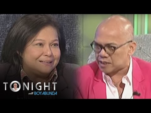 TWBA: Fast Talk with Nora Aunor
