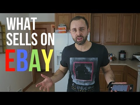 What to Sell on eBay To Make Big Profits