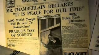 Appeasement - Chamberlain 1938  (TRICKBEAT)