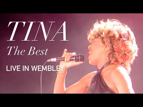 Tina Turner - The Best - Live Wembley (HD1080p)
