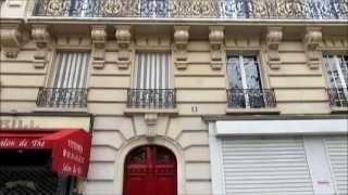 My Apt in Paris